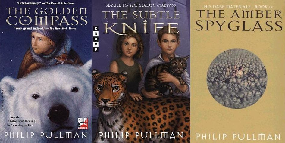 """Golden Compass"" Author Philip Pullman to Release New Trilogy"