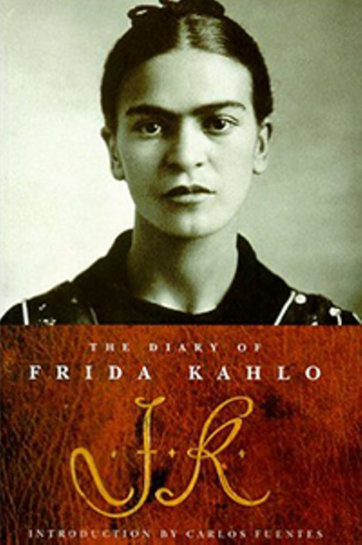 The Diary Of Frida Kahlo: An Intimate Selfportrait, By Carlos Fuentes