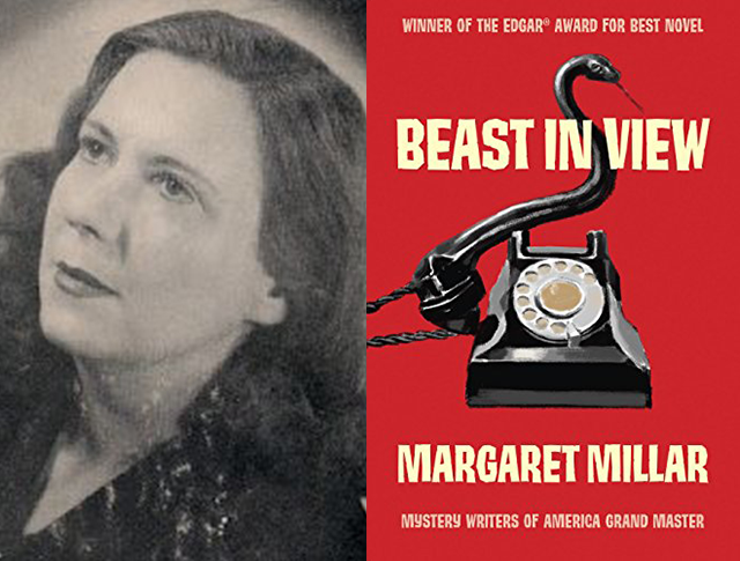 Female Crime Writers Margaret Millar