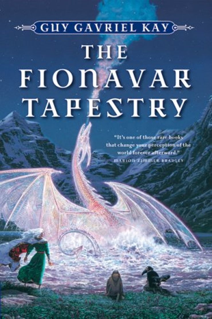 Buy The Fionavar Tapestry at Amazon