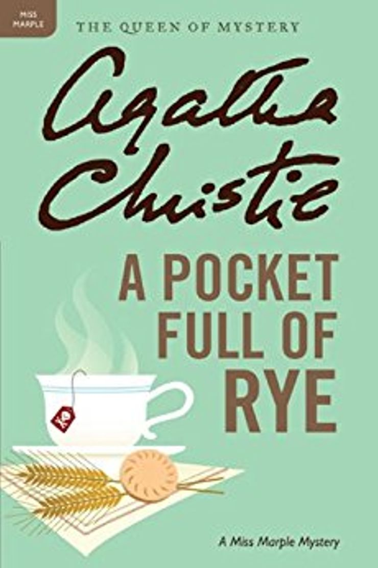 Buy A Pocket Full of Rye at Amazon