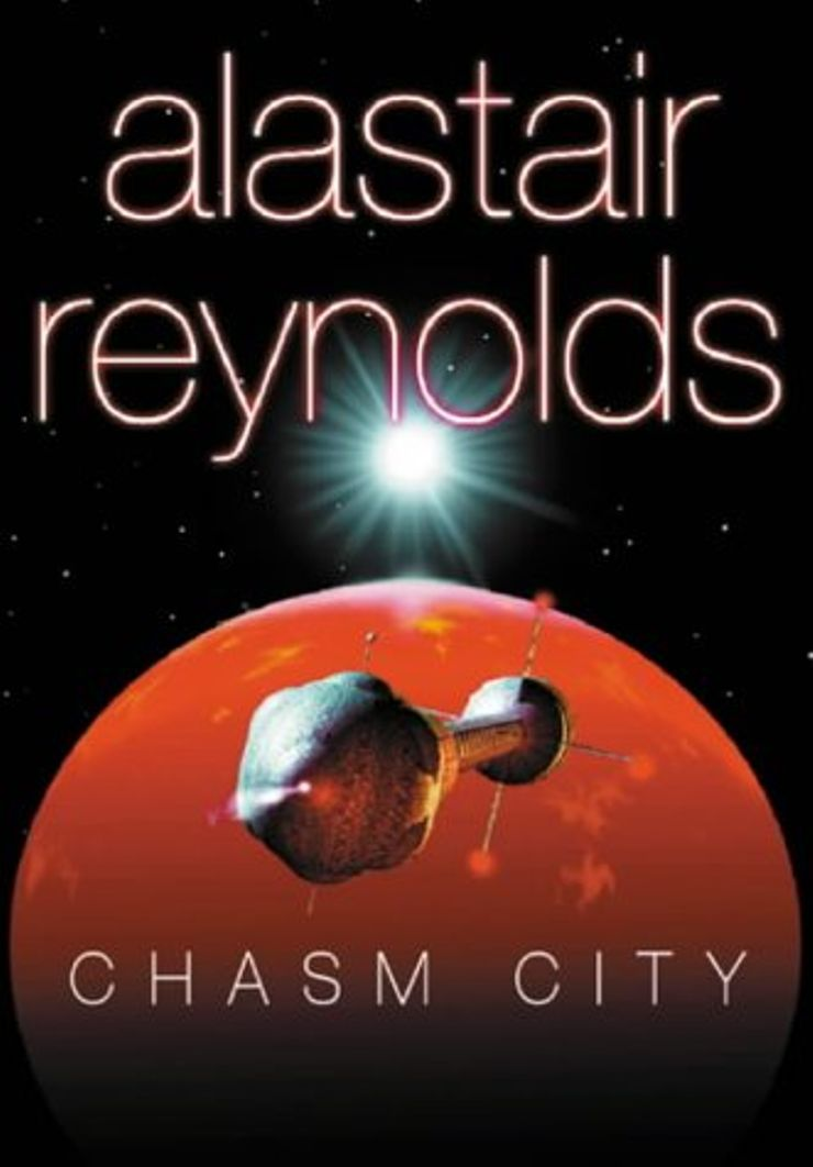 Buy Chasm City at Amazon