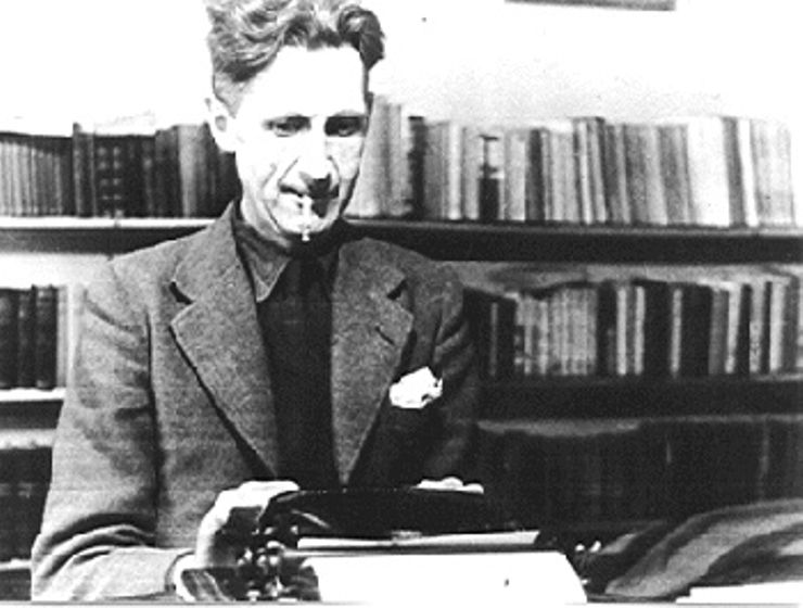 15 insightful george orwell quotes