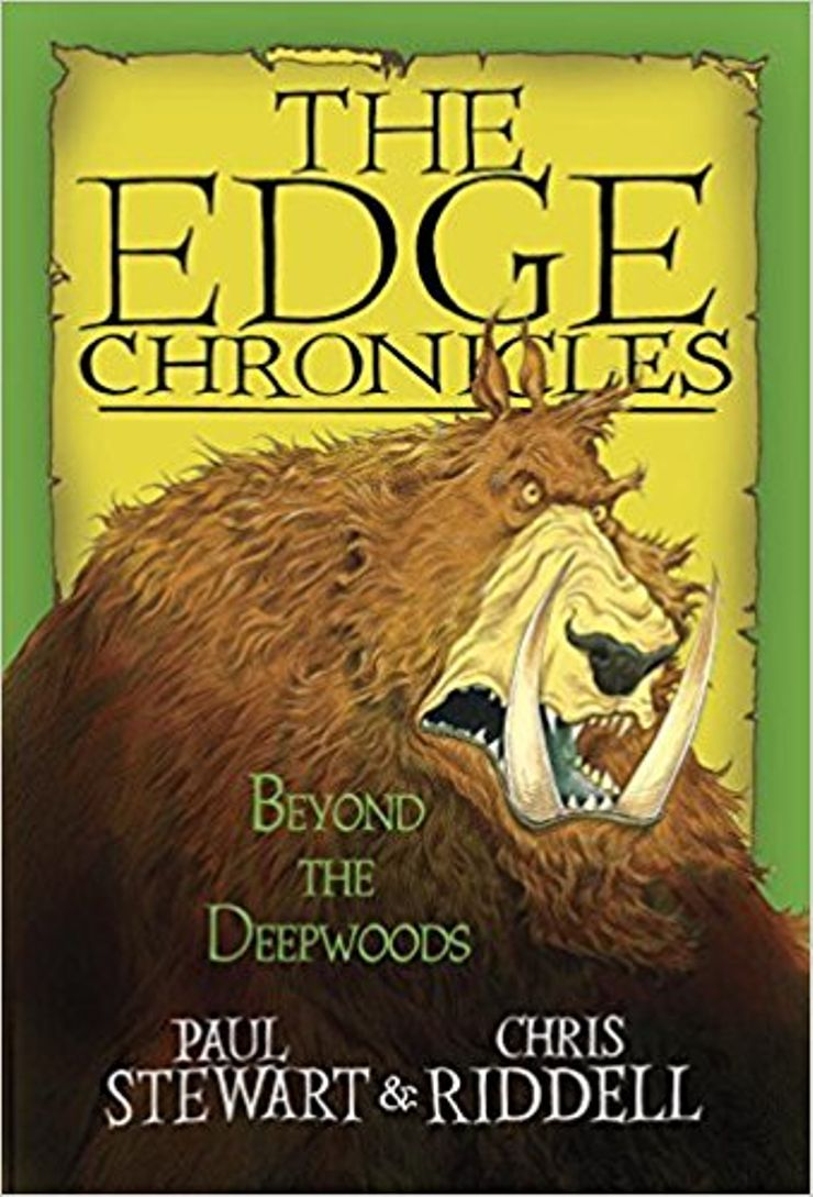 Buy Edge Chronicles: Beyond the Deepwoods at Amazon