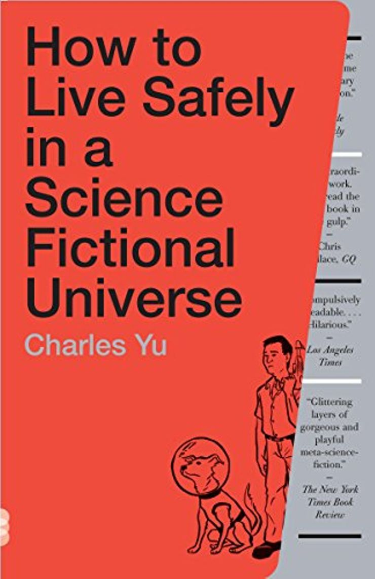 Buy How to Live Safely in a Science Fictional Universe at Amazon