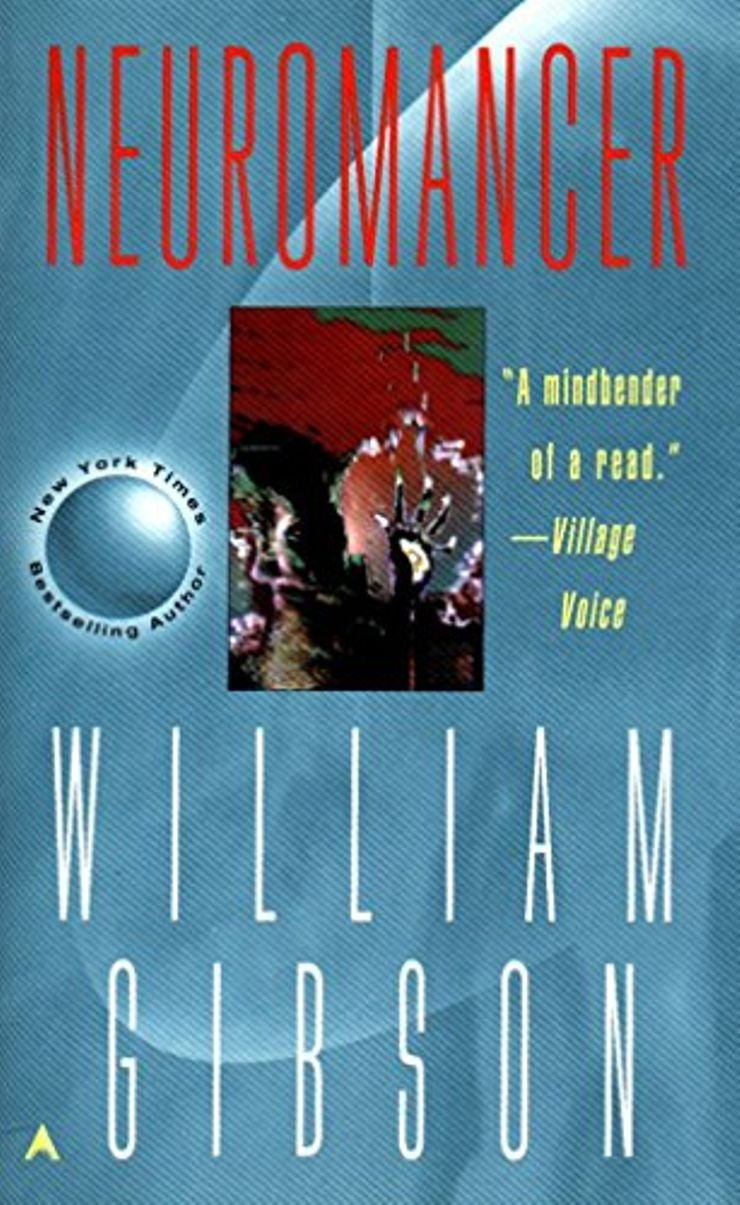 Buy Neuromancer at Amazon