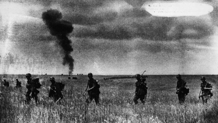 Axis vs. Allies: 10 Riveting World War II Thrillers