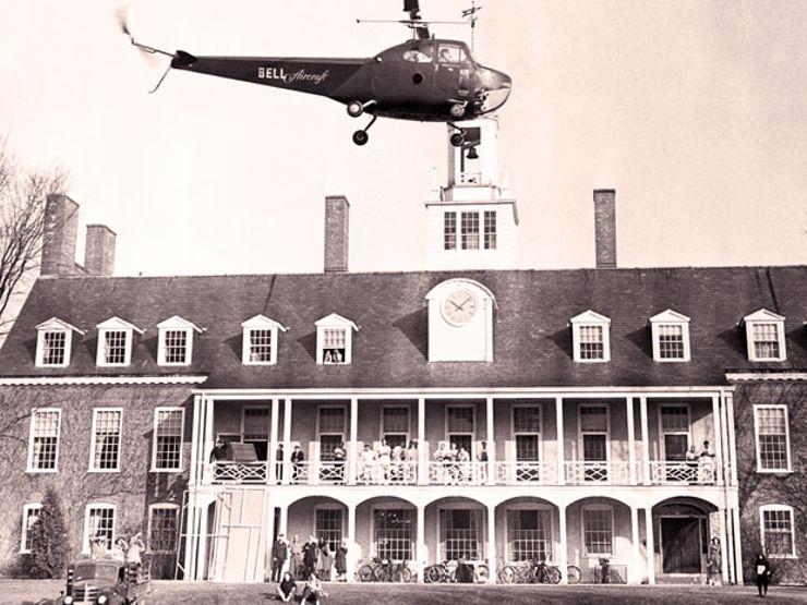 Paula Jean Welden Helicopter