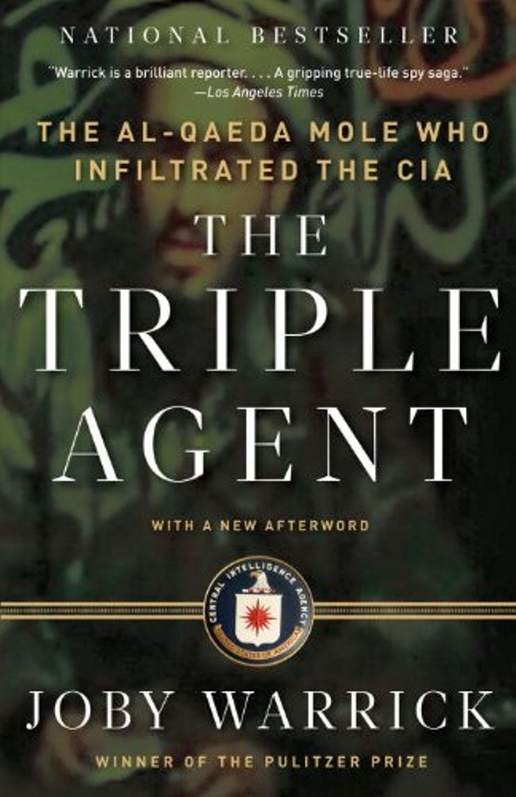 Buy The Triple Agent at Amazon