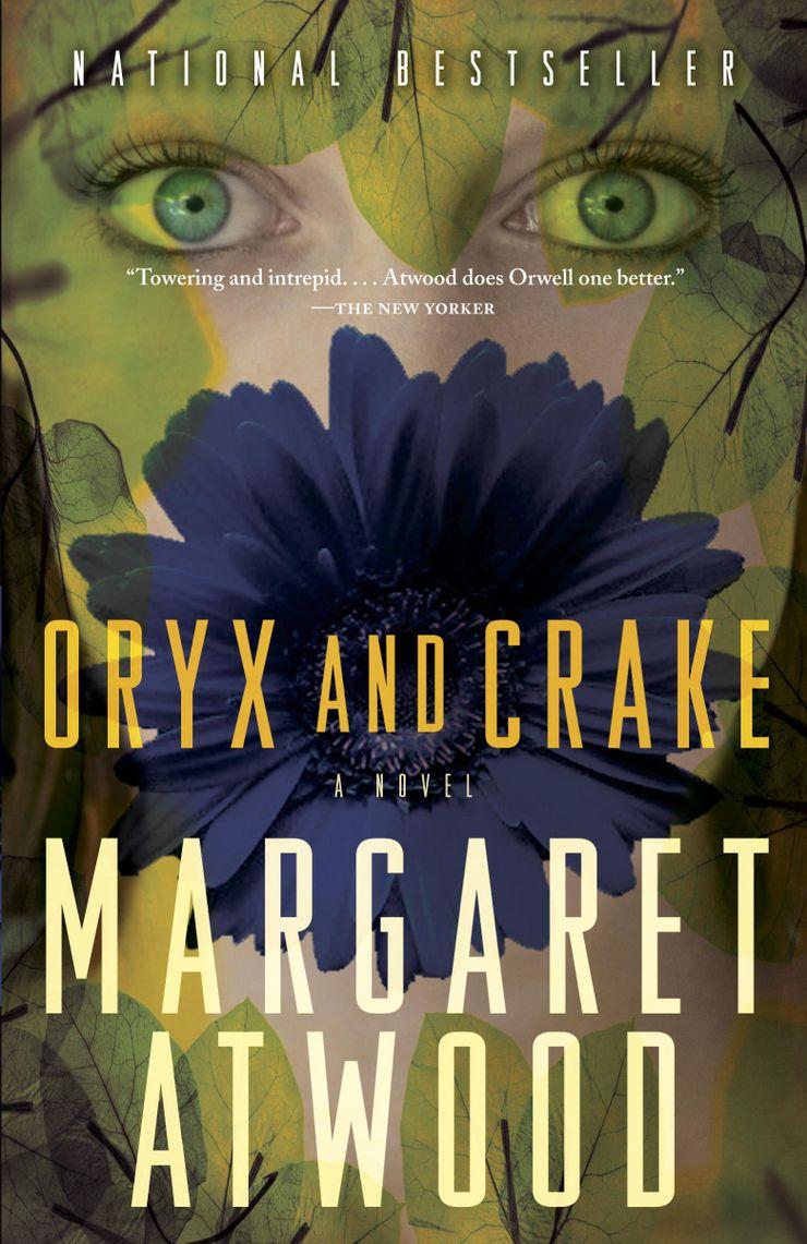 Buy Oryx and Crake at Amazon