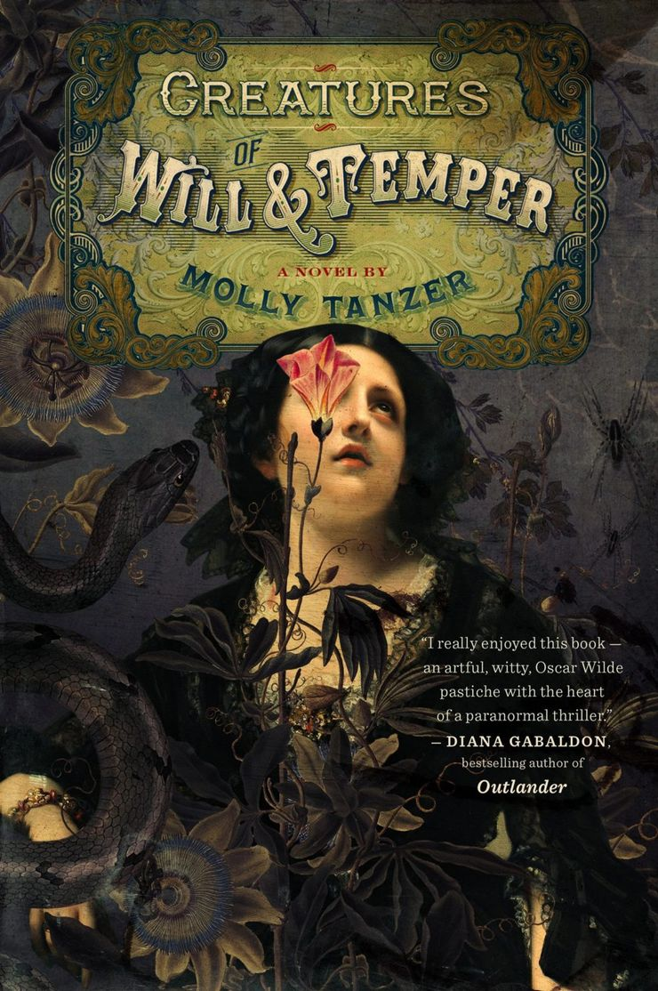 creatures of will and temper giveaway