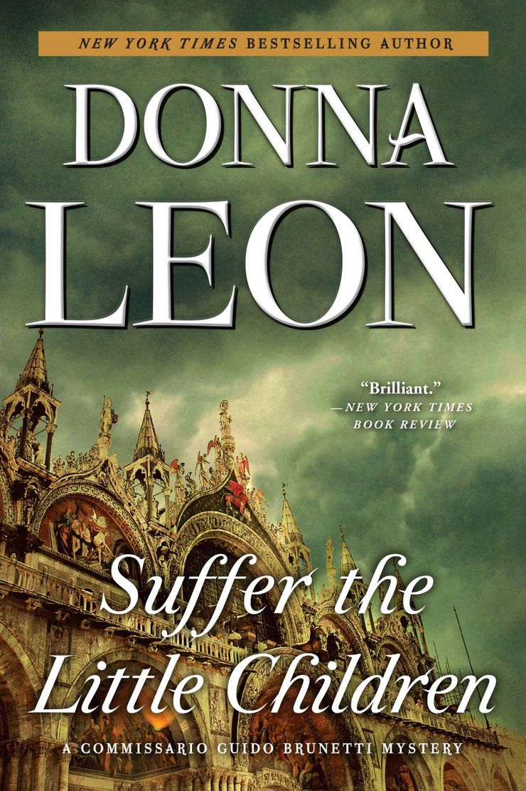 Buy Suffer the Little Children at Amazon