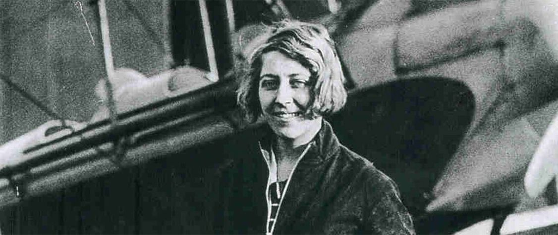 Amy Johnson: England's Pioneering Female Pilot Died Under a Shroud of Mystery