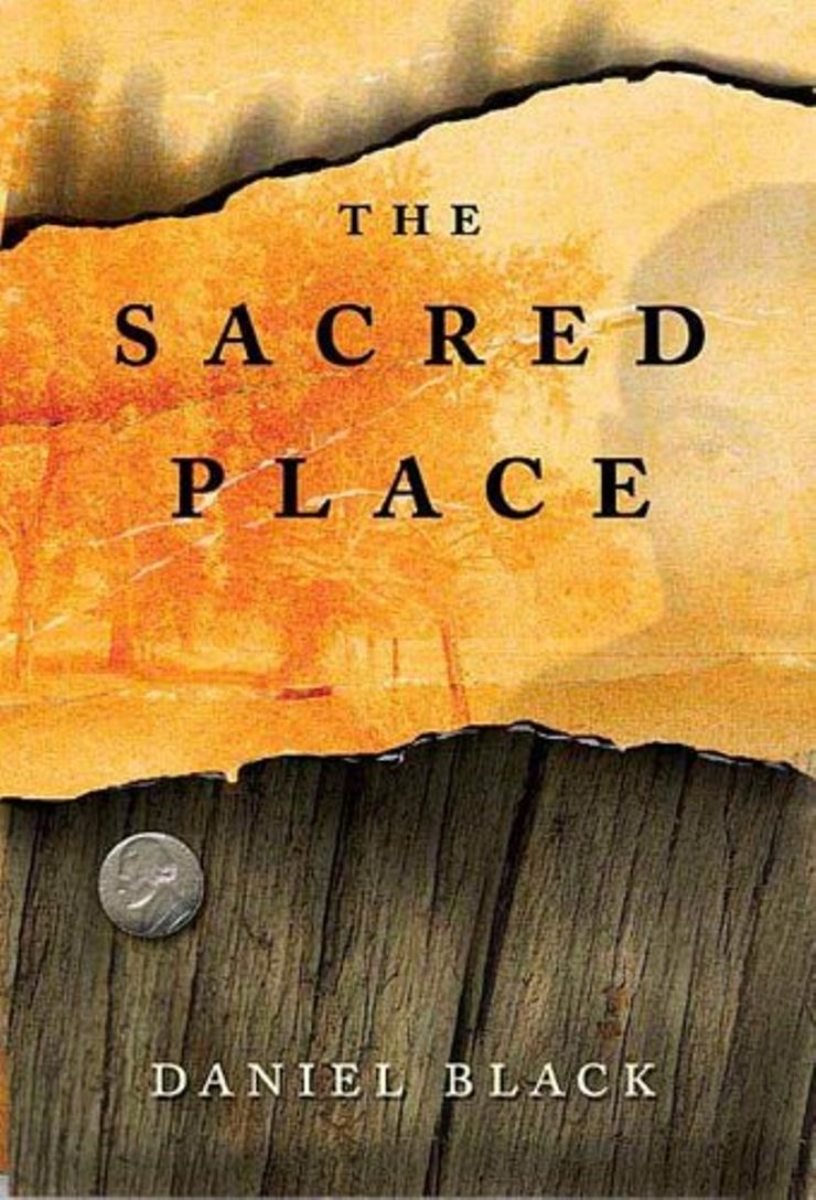 Buy The Sacred Place at Amazon
