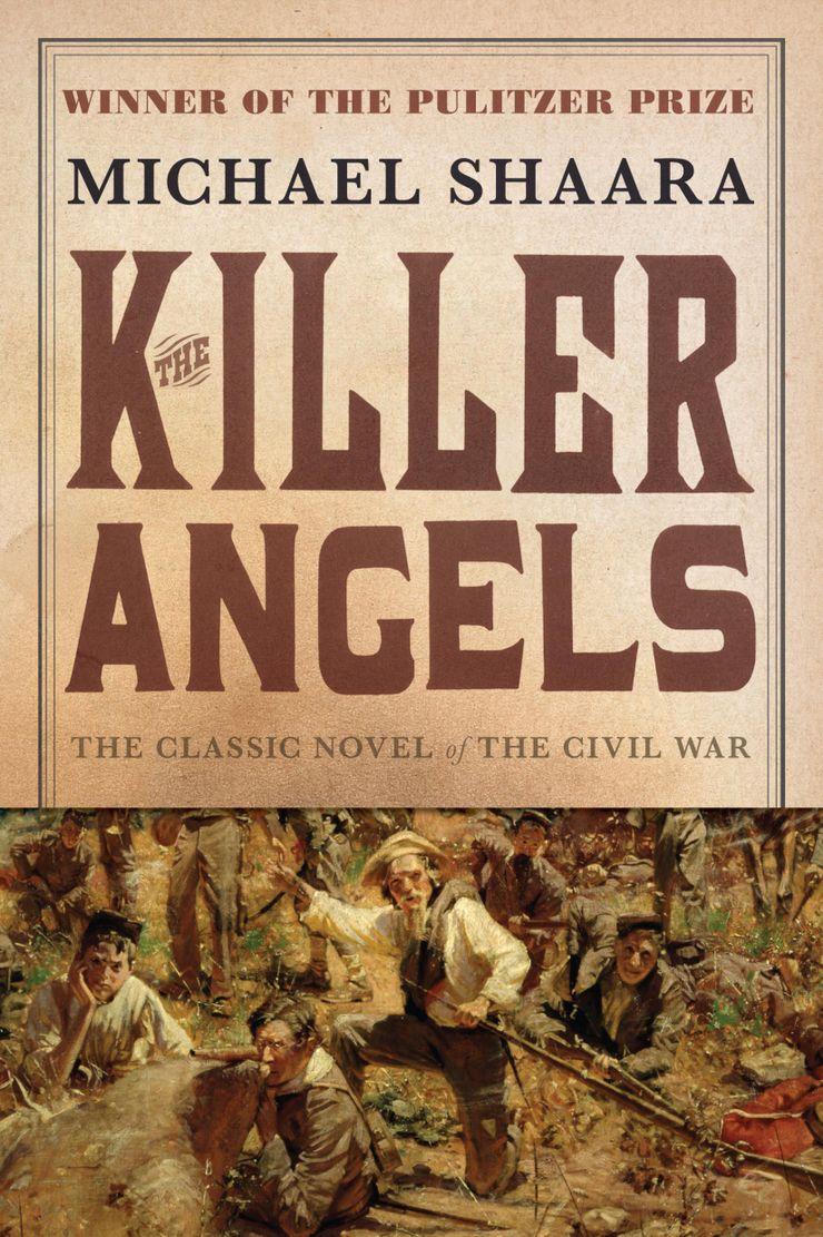 Buy The Killer Angels at Amazon