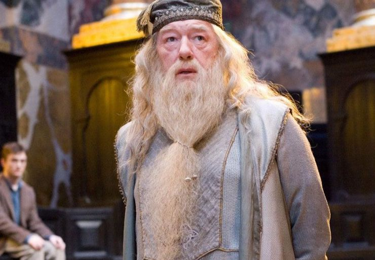 best fantasy characters ever Dumbledore
