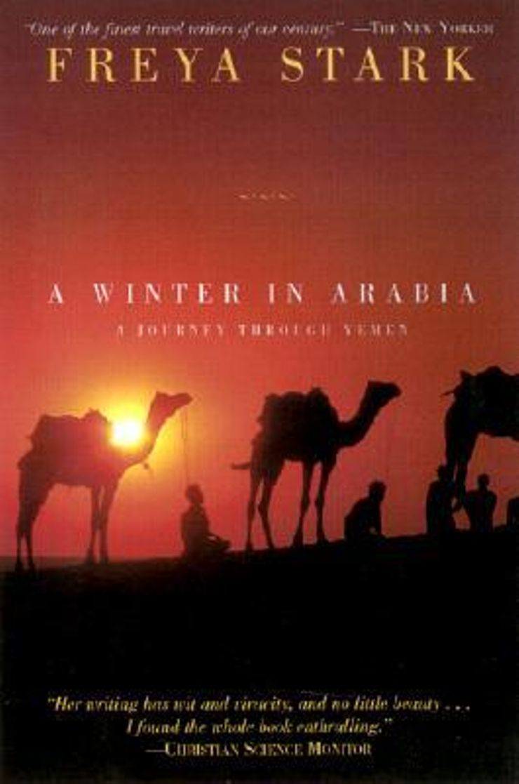 Buy A Winter in Arabia at Amazon