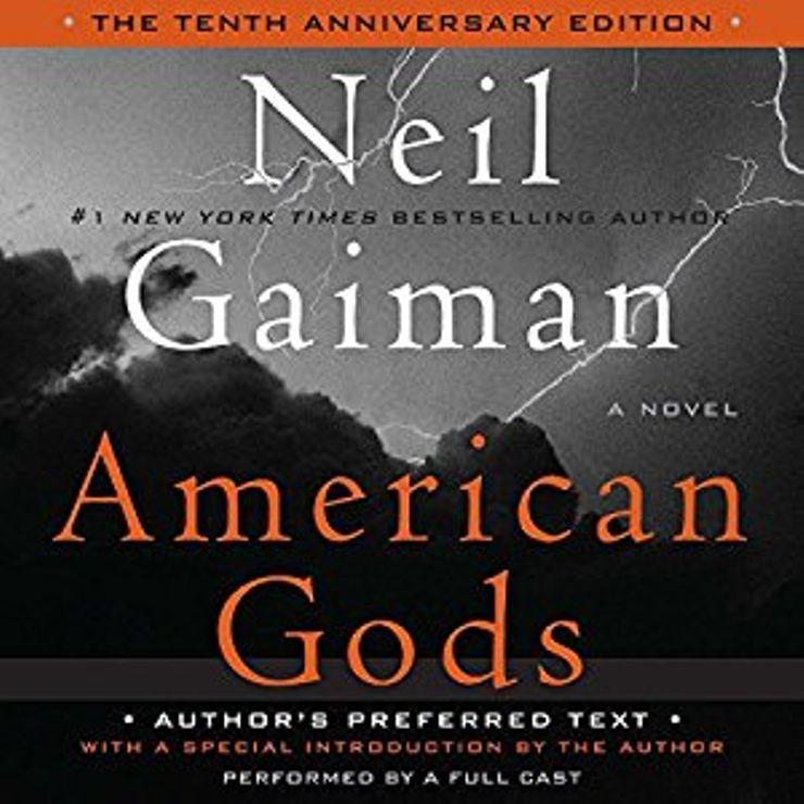 Buy American Gods at Amazon