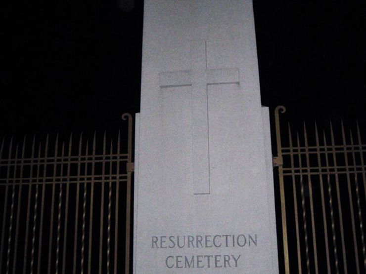 Resurrection Cemetery and the Ghost of Resurrection Mary