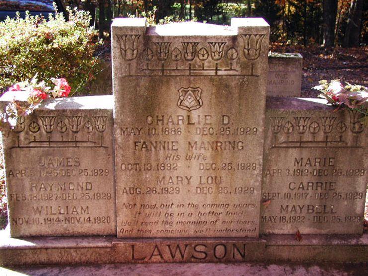 lawson family murder