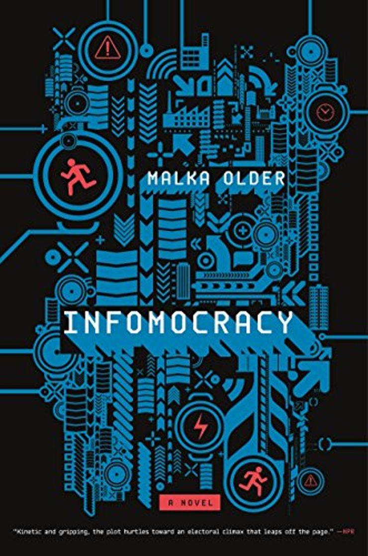 Buy Infomocracy at Amazon