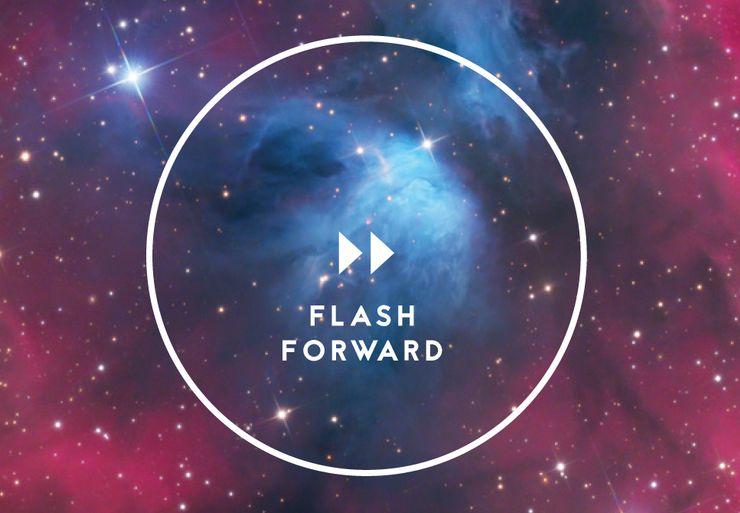 best podcasts Flash Forward