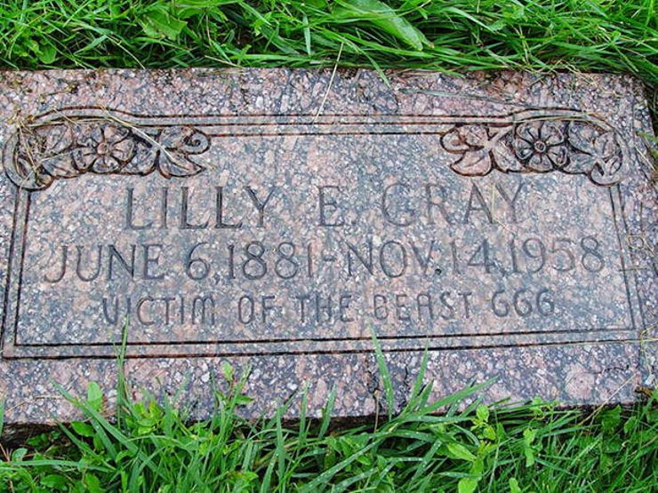 urban legends lilli gray