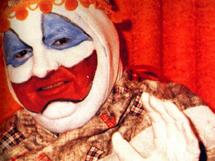 fear of clowns john wayne gacy