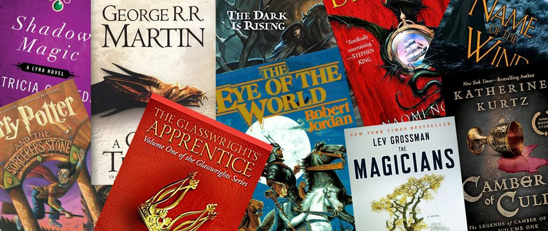 28 Must-Read Fantasy Book Series