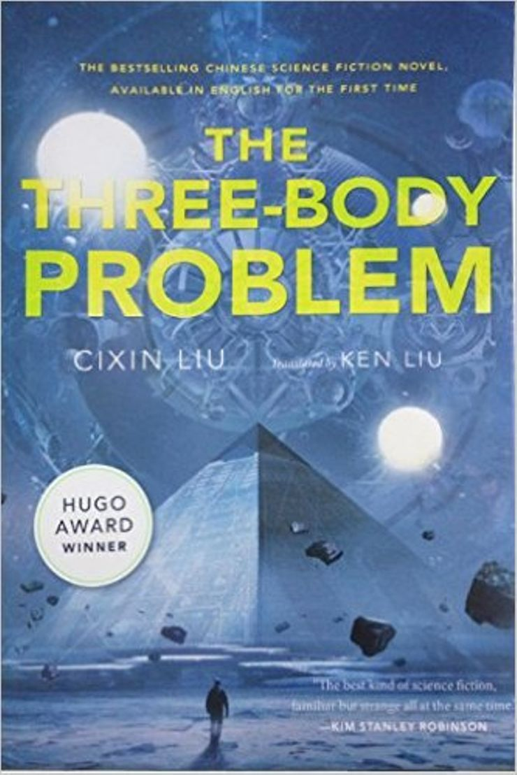 Buy The Three-Body Problem at Amazon