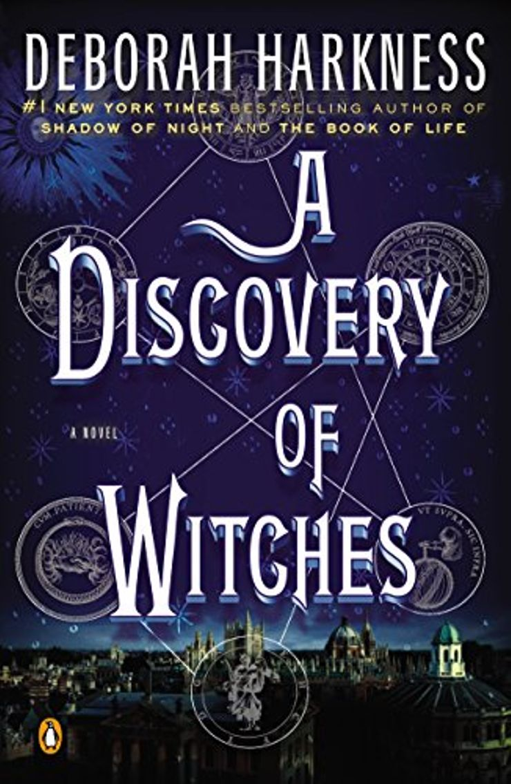 Buy A Discovery of Witches at Amazon