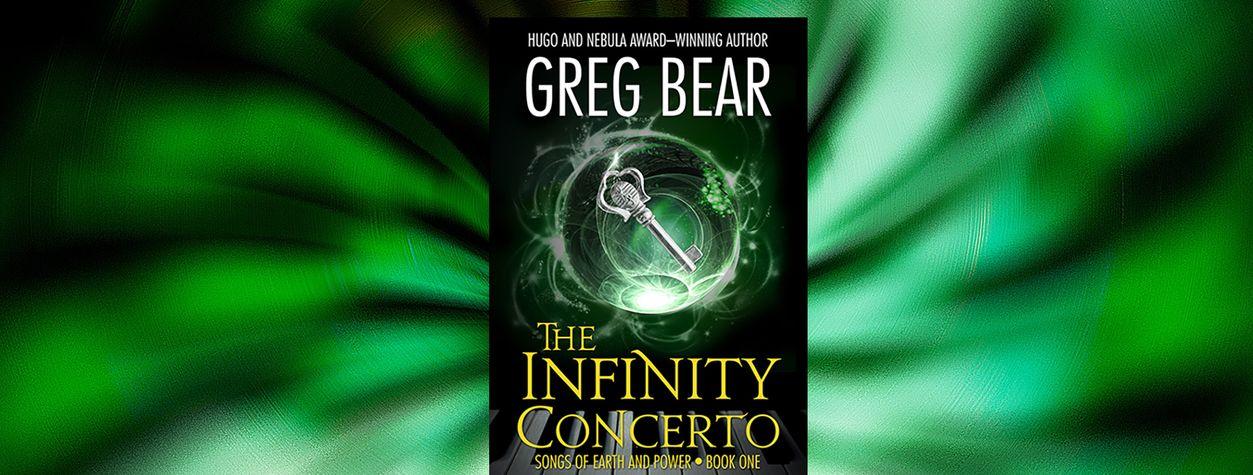 Listen to Greg Bear's Fantasy Epic <em>The</em> <em>Infinity Concerto</em>