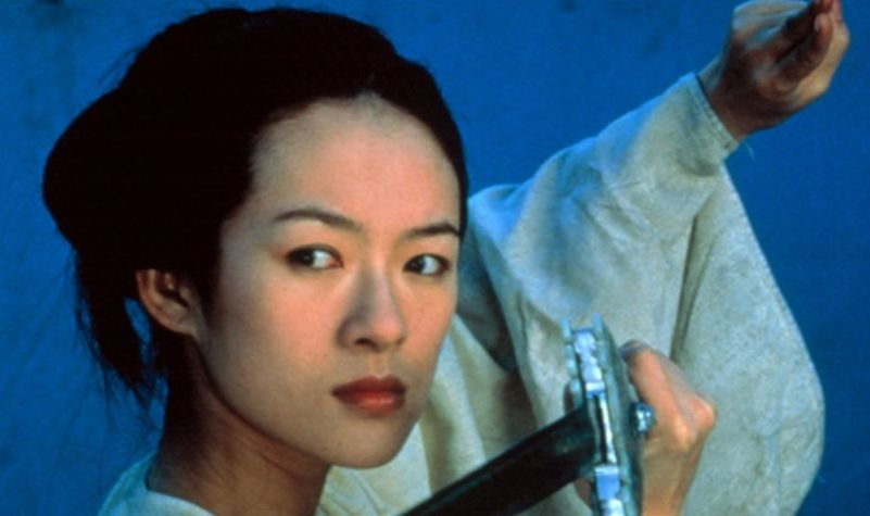 badass female characters Crouching Tiger Hidden Dragon