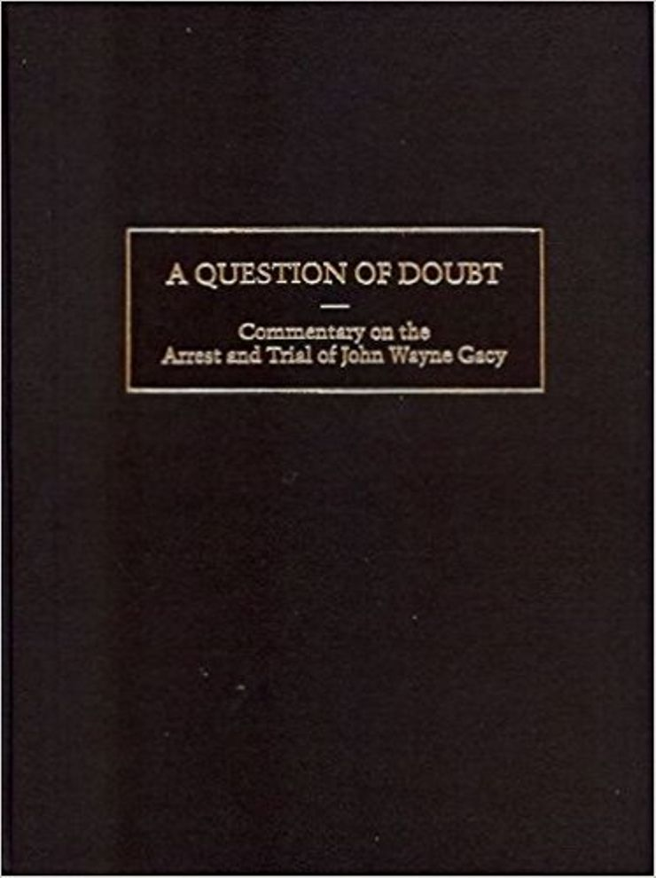 Buy A Question of Doubt at Amazon