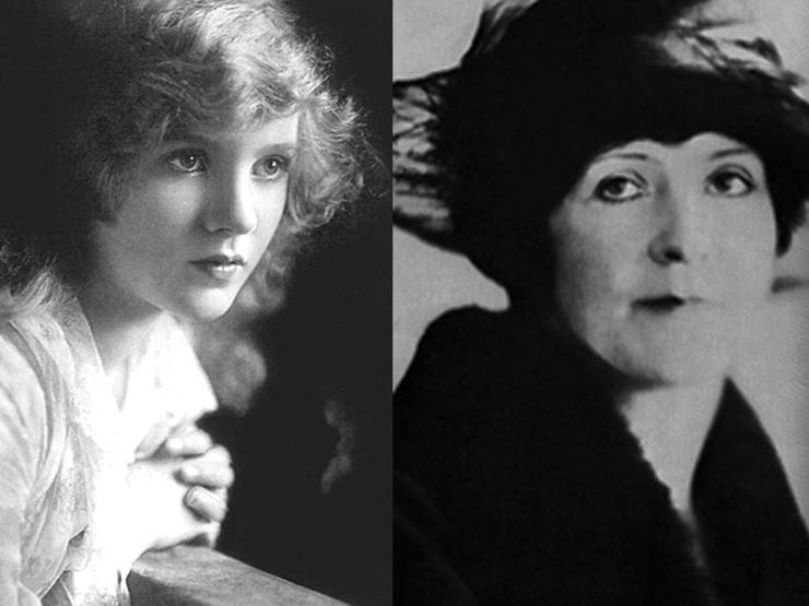 Murder suspects Mary Miles Minter and Charlotte Shelby