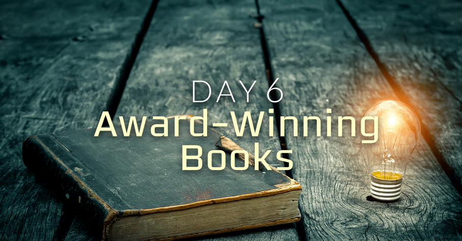 [EXPIRED] Day 6: Award-Winning Books