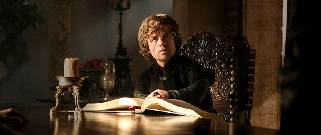 tyrion lannister reading list