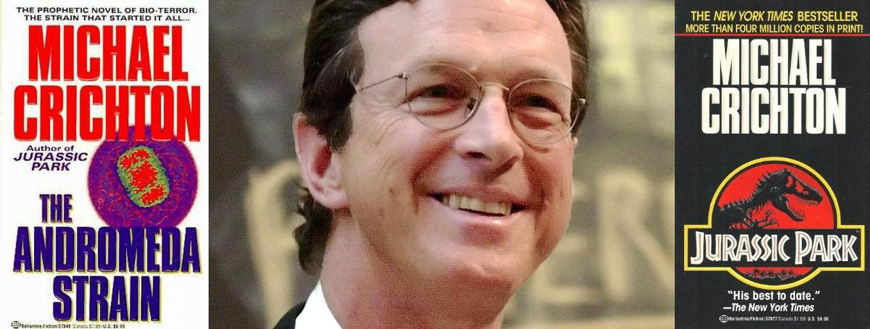 Michael Crichton: Fun Facts About the <em>Jurassic Park </em>Author