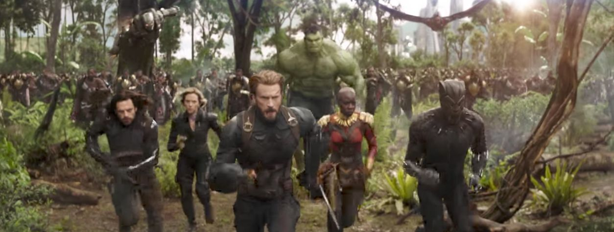 Worlds Collide in the Epic First <em>Avengers: Infinity War</em> Trailer