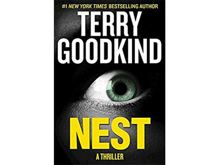 thrillers paranormal twist nest
