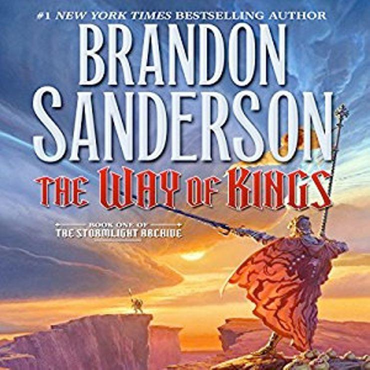 Buy The Way of Kings at Amazon