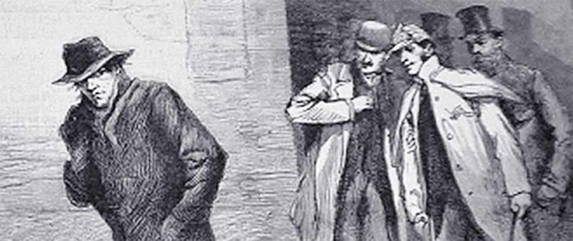 This Famous Wigmaker Said He Provided a Disguise for Jack the Ripper