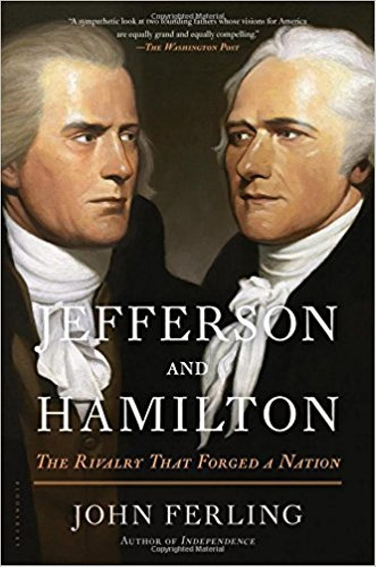 Buy Jefferson and Hamilton: The Rivalry That Forged a Nation at Amazon