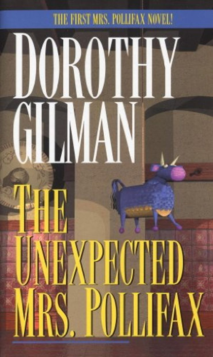 Buy The Unexpected Mrs. Pollifax at Amazon