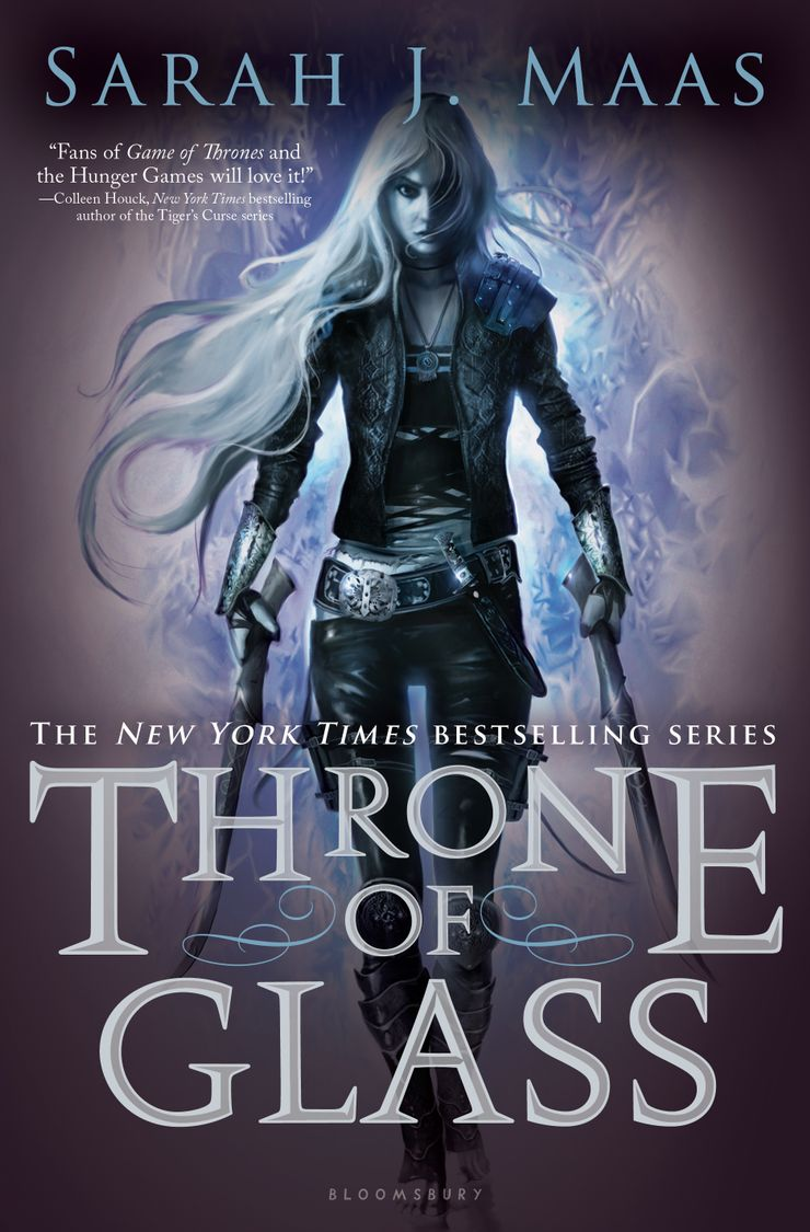 Buy Throne of Glass at Amazon