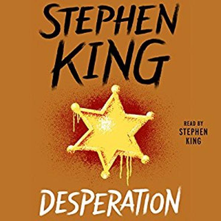Buy Desperation at Amazon