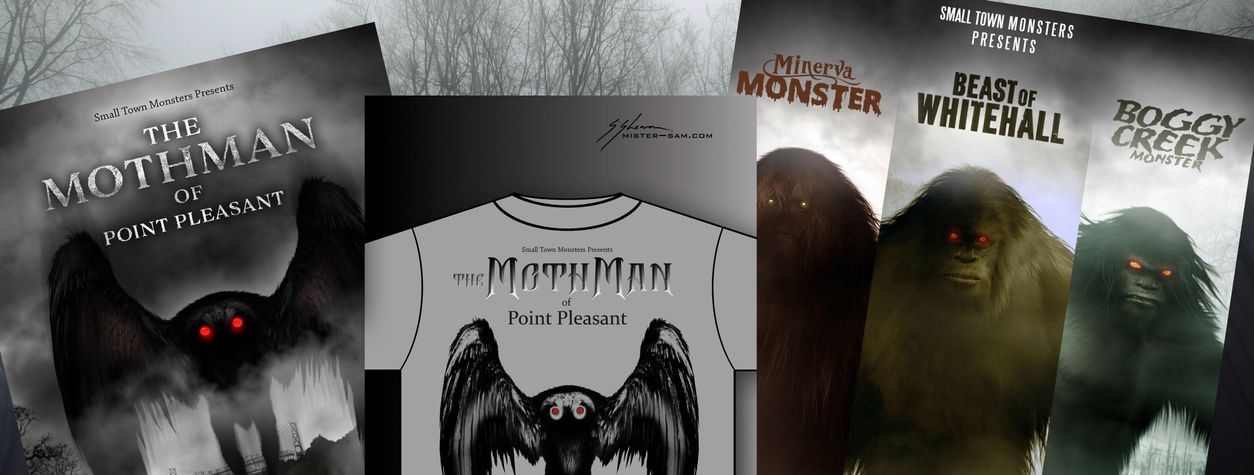 Enter the Mothman Sweepstakes...If You Dare