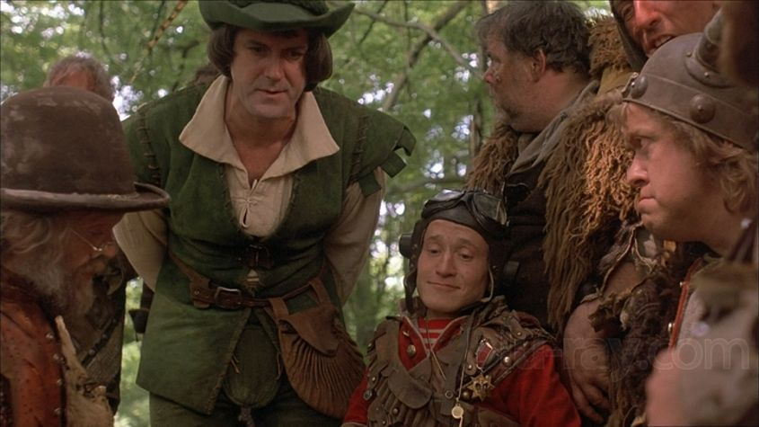 time travel movies time bandits
