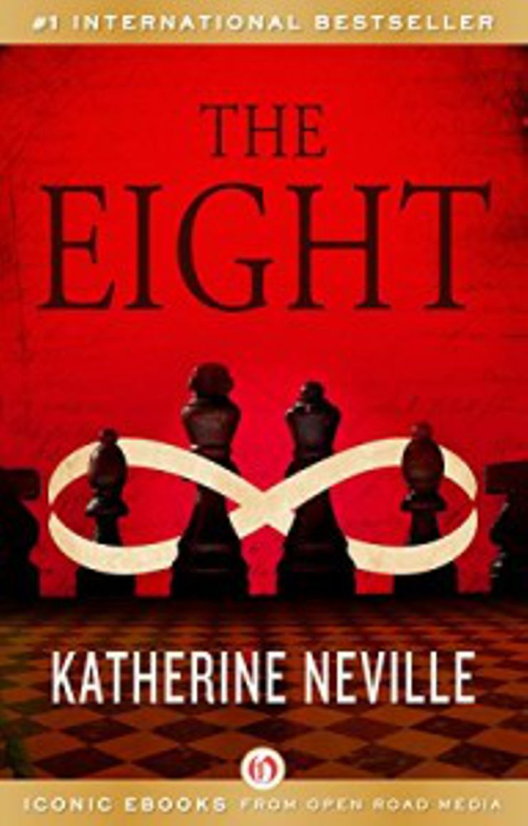 Authors Like Dan Brown The Eight