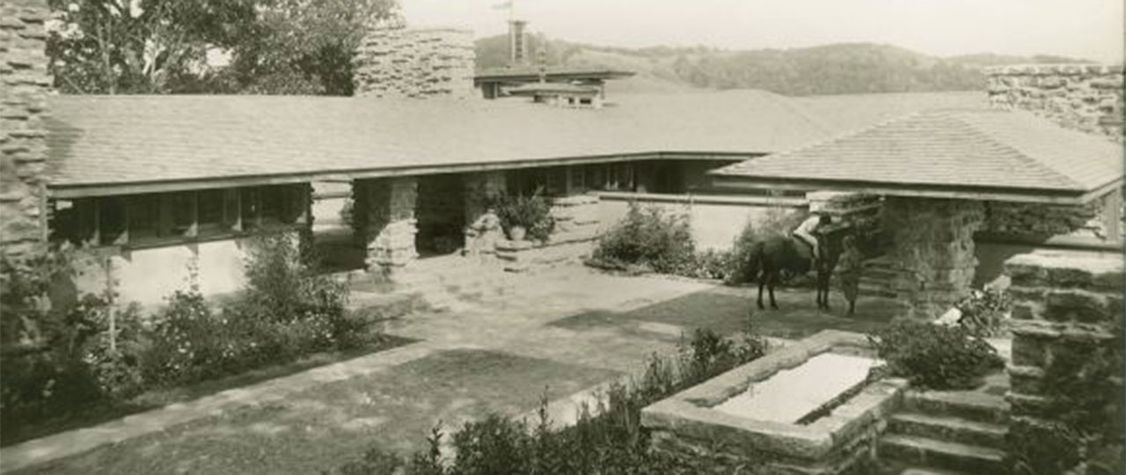 Horror in Wisconsin: Frank Lloyd Wright and the Taliesin Murders